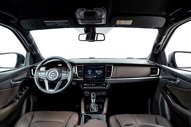 Mazda BT-50 hoàn toàn mới: Tiện nghi như mẫu SUV đa dụng - Ảnh 3