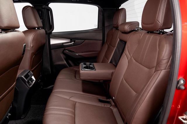 Mazda BT-50 hoàn toàn mới: Tiện nghi như mẫu SUV đa dụng - Ảnh 5