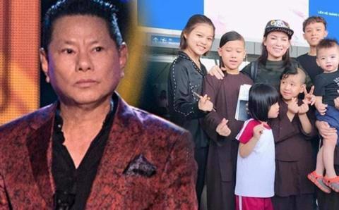 Tỷ phú Hoàng Kiều muốn nuôi 23 người con của cố ca sĩ Phi Nhung