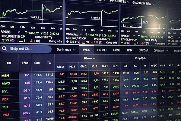 Sắc xanh bao phủ thị trường trong phiên giao dịch hôm nay.
