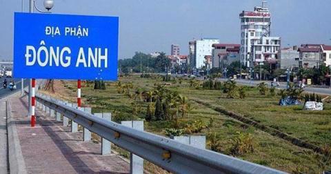 Hà Nội muốn đưa 3 huyện Đông Anh, Sóc Sơn, Mê Linh lên thành phố