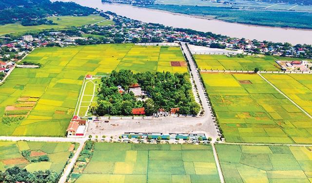 Xã Hiền Lương, huyện Hạ Hoà, tỉnh Phú Thọ