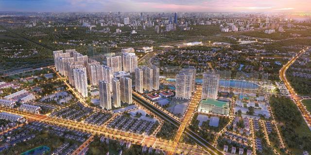 Vinhomes Smart City mở bán SA2 - Tòa tháp căn hộ đầu tiên của phân khu The Sakura - Ảnh 1