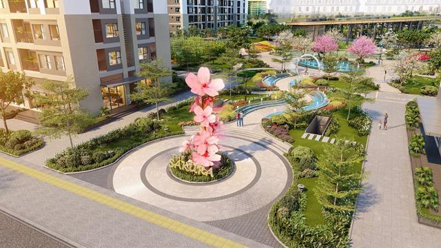 Vinhomes Smart City mở bán SA2 - Tòa tháp căn hộ đầu tiên của phân khu The Sakura - Ảnh 2