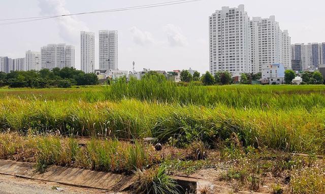 Nhiều dự án bỏ hoang tại Hà Nội vào tầm ngắm thu hồi.