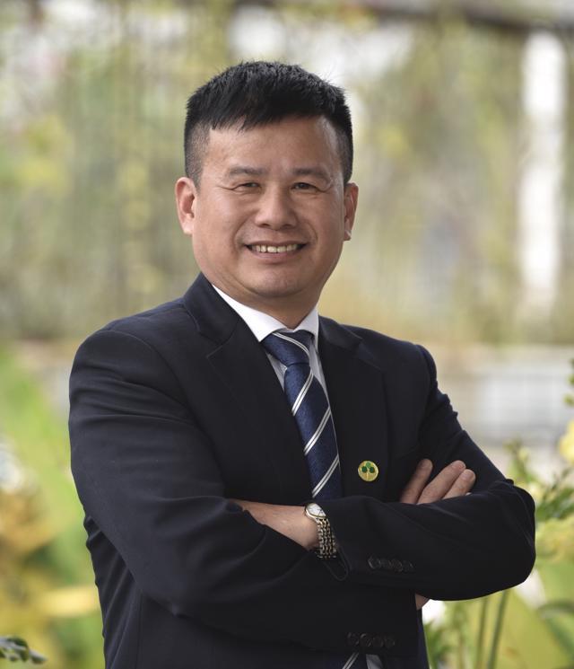 Chân dung Doanh nhân Phạm Hồng Điệp, chủ tịch HĐQT Công ty CP Shinec, chủ đầu tư Khu công nghiệp Nam Cầu Kiền