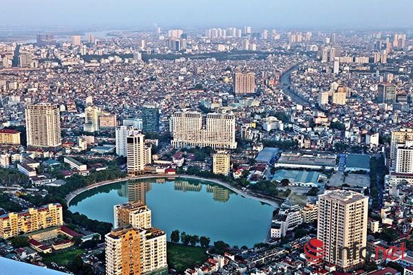 """Hà Nội nghiên cứu phát triển mô hình """"thành phố trong thành phố"""" - Ảnh 1"""