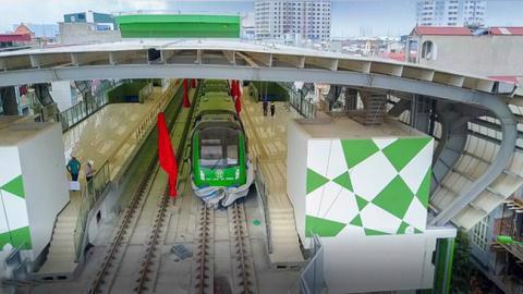 Dự kiến trong tháng 10 này, Hội đồng Kiểm tra Nhà nước về công trình xây dựng sẽ họp để ra thông báo kết quả kiểm tra cuối cùng dự án đường sắt Cát Linh-Hà Đông.