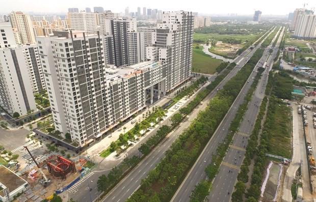 Nguồn cung căn hộ sơ cấp tại TP Hồ Chí Minh giảm mạnh trong quý III/2021 dưới ảnh hưởng từ chính sách phòng dịch Covid-19.