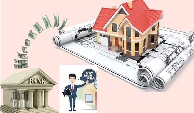 Vay ngân hàng mua nhà là bài toán thông minh cho người chưa đủ tiền mua đứt tài sản nhưng cần tuân thủ các nguyên tắc tài chính.