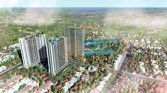 Loạt dự án KĐT và KDC sắp đổ bộ vào Bắc Giang.