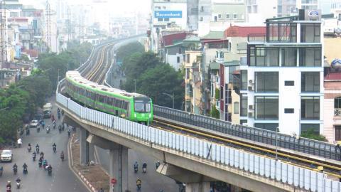Đường sắt Cát Linh-Hà Đông đang chờ Hội đồng Kiểm tra Nhà nước về công trình xây dựng đưa ra kết quả kiểm tra cuối cùng.