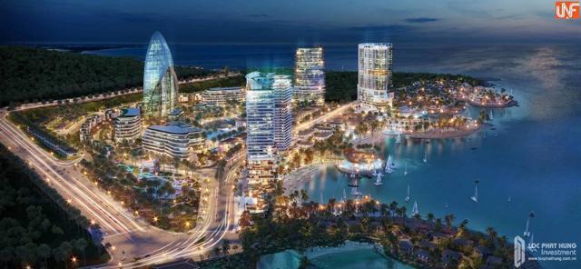 Phối cảnh Dự án Vega City Nha Trang.